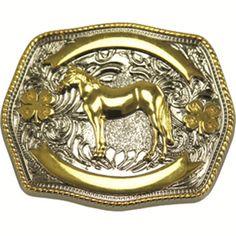 4-hmall.org - Product: 4-H Horse Custom Belt Buckle