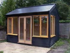 Shed DIY - Backyard Art Studio | No13 Art Studio 3.6m x 2.5m Garden Office Studio Now You Can Build ANY Shed In A Weekend Even If You've Zero Woodworking Experience!