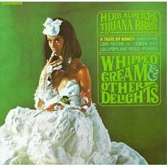 Herb Alpert and the Tijuana Brass.  I still have this from my parents.