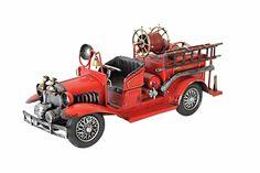 Yricas Design Metal Yang's Vintage Utility Motor Vehicle,red Motor Vehicle, Motor Car, Vintage Cars, Antique Cars, Route 66, Diecast, Vans, Trucks, Metal