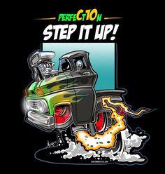 Order this shirt today at cartoonedtees.com • drawn by micahdoodles