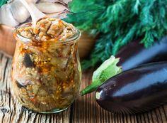 10 лучших рецептов заготовок из баклажанов | Новости | Всеукраинская ассоциация пенсионеров