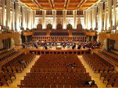 Sala São Paulo, uma linda sala de concertos