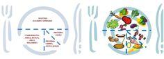 Você sabia que você não precisa fazer uma dieta muito restritiva para emagrecer alguns quilos? Quer saber como regular a quantidade de co... Healthy Recipes, Healthy Food, Tableware, Chocolates, Top Recipes, Diets, Food, Vegetables, Dinnerware