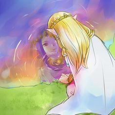 Zelda and Hilda