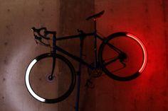 'revolights' by kent, adam & jim  the crowd-sourced bikes of kickstarter