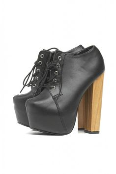 Lace Up Platform  Boots for £39.99