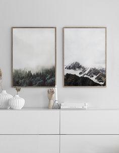 Mountain tops, affiche dans le groupe Affiches / Produits-phares chez Desenio AB (8155)
