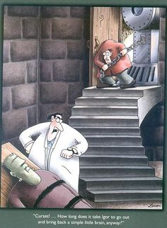 """The Far Side"" by Gary Larson"