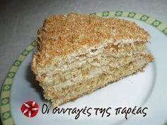 Αυτή τη συνταγή μου την έδωσε κάποια γνωστή μου που κατάγεται από τη Ρωσία και την ονομάζουν ιντιάλ, εγώ την ονόμασα ζαχαρούχα γιατί περιέχει πολύ ζαχαρούχο γάλα.... πάντως είναι πεντανόστιμη!!!