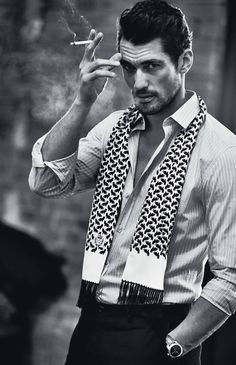 David Gandy by Esther Haase Grazia ITALIA August 2015all Dolce&Gabbana