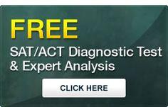 SAT Preparation Group - Free SAT/ACT Diagnostic Test & Expert Analysis Act Practice, Sat Preparation, Act Test Prep, College Test, College Information, Act Testing, Sats, Study Skills, Online Courses