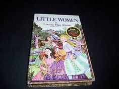 Little Women by Louisa May Alcott. This was one of my fav childhood books.