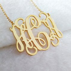 inch Personalized Initial Necklace,Gold Monogram Necklace,Nameplate Necklace,Letter N Initial Necklace Gold, Monogram Jewelry, Nameplate Necklace, Letter Necklace, Personalized Necklace, Monogram Initials, Southern Marsh, Southern Tide, Simply Southern