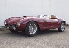 1951 Lancia Aurelia Barchetta