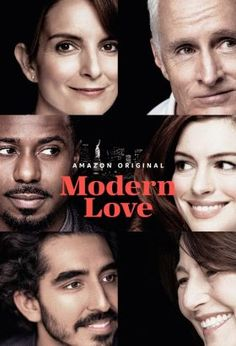 With Anne Hathaway, Tina Fey, Andy Garcia, Dev Patel. TV series based on the New York Times' column that explores relationships, love and the human connection. Andy Garcia, Sarita Choudhury, Anne Hathaway, Sharon Horgan, John Slattery, Sofia Boutella, New York Times, Andrew Scott, Tina Fey