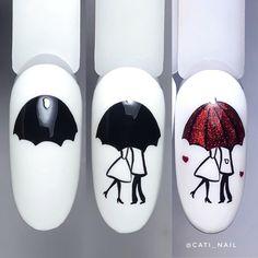 Nail Art Designs Videos, Diy Nail Designs, Acrylic Nail Designs, Nail Art Hacks, Nail Art Diy, Diy Nails, Nail Art Coeur, Disney Acrylic Nails, Nail Drawing