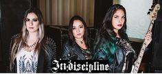 Resenha do Rock: Indiscipline : Banda é atração do IV Encontro Naci...