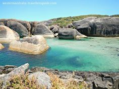 Top 10 West Australian Beaches - #3 - Elephant Cove, a dramatic and secluded beach on the south coast.