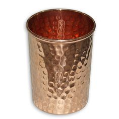 Buy Dakshcraft ® Handmade Pure Copper Hammered Tumbler Online at Low Prices in India - Amazon.in