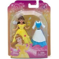 Disney princess favorite moments belle doll