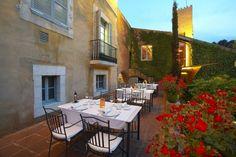 Domus Selecta: hoteles con encanto Mas la Boella. La Canonja. www.caucharmant.com