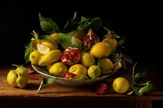 Paulette Tavormina's Still Life Photography of Fruit and Flowers Will Take Your Breath Away Photos | Architectural Digest