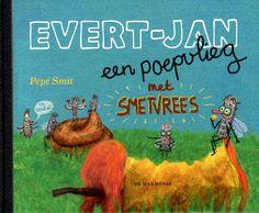 Evert-Jan een poepvlieg met smetvrees (2016). Auteur: Smit, Pépé.