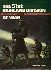 Highland Division at War, Grant, Roderick Hardback Book Highlanders, Division, Wwii, Modeling, British, Books, Ebay, Livros, World War Ii