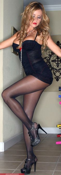 And Pantyhose Sex With A 17