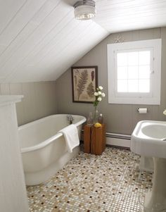 Rustic Bathrooms - Rustic Decor for Your Bathroom - Country Living