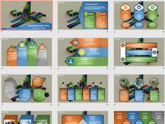 3d PowerPoint by SageFox
