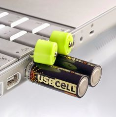 25 ideias inovadoras Ideas Bat USB-1