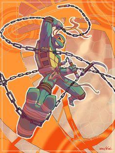 Mikey by WincalBlanke on deviantART
