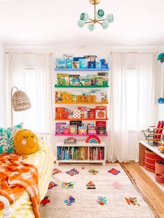 Big Kids, Kids Room, Second Hand Furniture, New Furniture, Kids Decor, Diy Home Decor, Decor Interior Design, Interior Decorating, Skandinavisch Modern