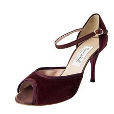 Comme il Faut Argentine Tango Dance Shoes - Pelo Bordo via Comme il Faut Argentine Tango Shoes. Click on the image to see more!