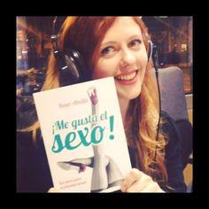 Libros de sexo | La blogger de El País Venus Ohara ya tiene #megustaelsexo Y tú? - Roser Amills | Roser Amills