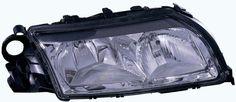 Volvo S80 99-02 Headlight Assembly RH USA Passenger Side