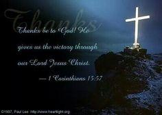 1 Cor. 15:57