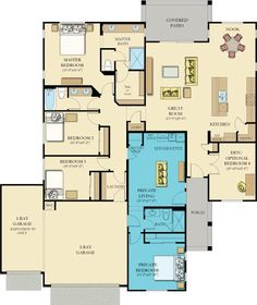 Garage Apartment 1st Floor Plan My Yard One Day