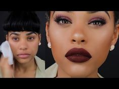 HOW TO : FLAWLESS, MAXIMUM FULL COVERAGE MAKEUP | NO UNDER EYE CREASING - YouTube