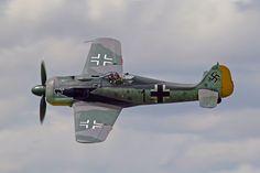 Fockewulf butcher bird FW-190