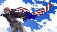 Tags: Axis Powers: Hetalia, United States, Pixiv, Hitapita