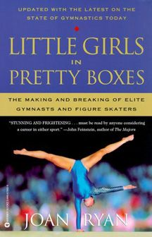 The behind the scenes story of elite gymnastics. Some heavy duty stuff...