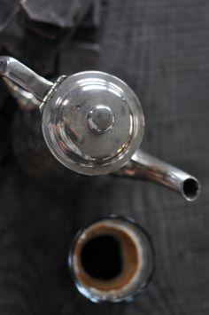 silver + morning tea