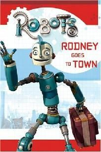 Robots: Rodney Goes to Town by Acton Figueroa $5.50 free S&H