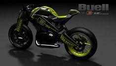 Ottonero Cafe Racer: BUELL XB-12 / Paolo Tex
