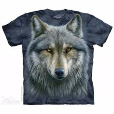Camiseta  Lobo Guerrero