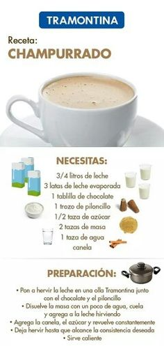 Champurrado Mexican Snacks, Mexican Drinks, Mexican Dishes, Mexican Food Recipes, Sweets Recipes, Desserts, Authentic Mexican Recipes, Dessert Drinks, Yummy Drinks