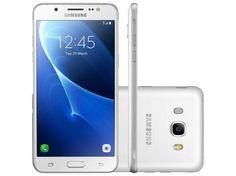 Smartphone Samsung Galaxy J5 Metal 16GB Branco com as melhores condições você encontra no site do Magazine Luiza. Confira!
